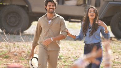 Photo of Vijay Deverakonda's World Famous Lover 1st Single My Love Gets Good Response