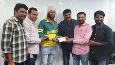 Photo of Vijay Deverakonda gives Rs 5 lakh to FNAEM