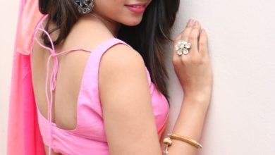 Photo of Anchor Indu: Latest Stills