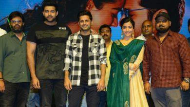 Photo of Bheeshma Movie Success Meet Gallary