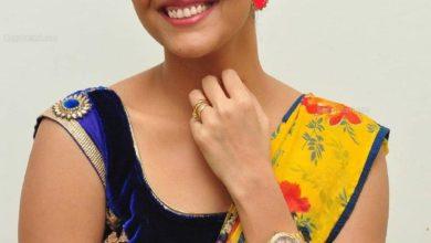 Photo of Anasuya Bharadwaj: Gallary
