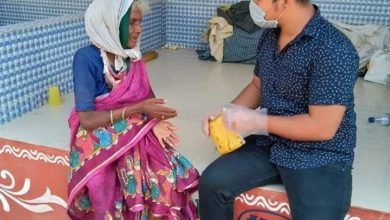 Photo of కారోన ఆపదలో తనవంతు సహాయం చేసిన కామారెడ్డి వాసి  మహమ్మద్ నెహల్