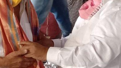 Photo of నిరాడంబరంగా  ప్రజా, సినీ కార్మిక నాయకులు చిన శ్రీశైలం యాదవ్  జన్మదిన వేడుకలు