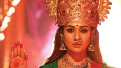 Photo of Nayanathara in Godess Role