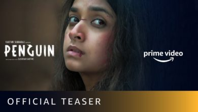 Photo of Keerthy suresh's psychological thriller Penguin teaser released