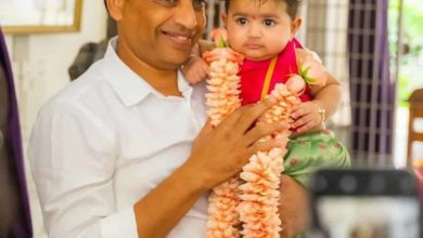 Photo of Photos of Dil Raju's granddaughter