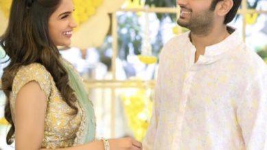 Photo of Nithiin, Shalini Wedding In Hyderabad On July 26th