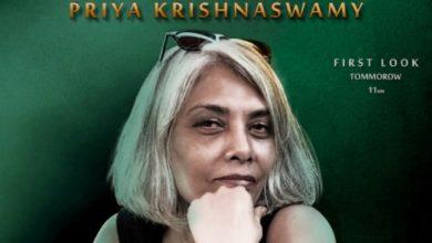 Photo of National Award Winner Priya Krishnaswamy is the director for Vijay Antony's #VAP10
