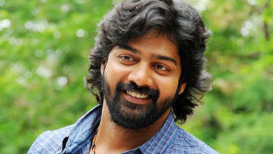 Photo of Actor Naveen Chandra Interview about Bhanumathi Ramakrishna
