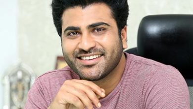 """Photo of Film actor Sharwanand accepted """"Green India Challenge"""" and pledged to adopt GHMC park near his house"""