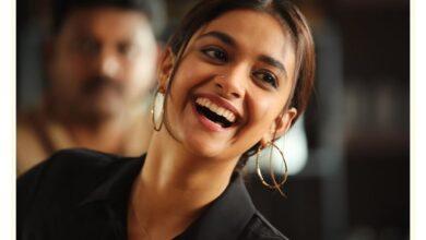 Photo of 'రంగ్ దే' చిత్రం  లో ' కీర్తిసురేష్' ప్రచార చిత్రం విడుదల
