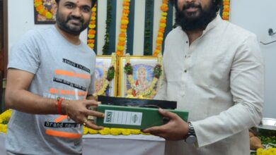 Photo of 4ammoviemakers #ProductionNo1 #MNJ starts with a pooja cermony today🎬 By @DirectorMaruthi