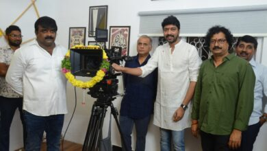 Photo of Fun Loaded Youthful Entertainer #KothiKommachi Launched Today!