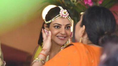 Photo of Kajal-Gautam Pre-wedding Festivities