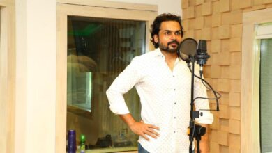 Photo of Sulthan dubbing has begun