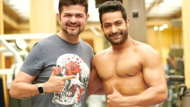 Photo of Young Tiger NTR New Look