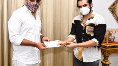 Photo of ramsayz Contributed 25L Rupees to The CM Relief Fund