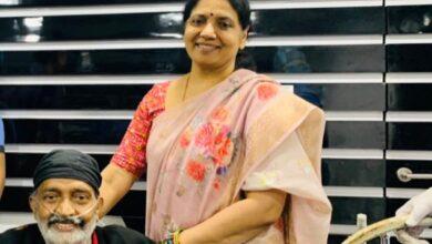 Photo of ప్రముఖ సినీ నటుడు డాక్టర్ రాజశేఖర్ కరోనా నుంచి కోలుకున్నారు.