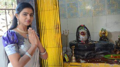 Photo of మెగాస్టార్ కోసం పూజలు చేస్తున్న నటి నవీనా రెడ్డి.