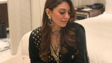Photo of Actress Hansika Motwani Latest Photos