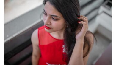 Photo of Upcoming Actress Megganna Latest Photos