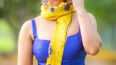 Photo of Actress Nandini Rai Latest Photos
