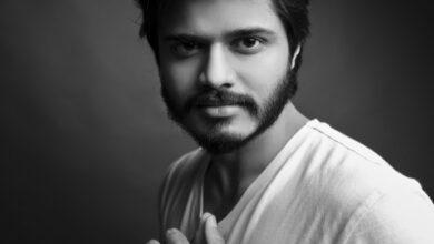 Photo of Stylish Clicks of Hero Ananddeverkonda from his Recent Photo Shoot.