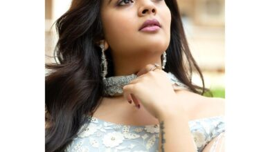 Photo of Anchor Sreemukhi Latest Photos