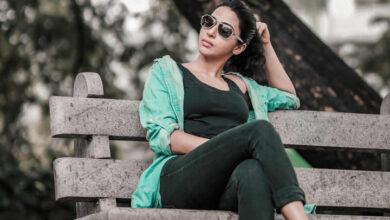 Photo of Actress Gayatri Iyer Latest Pics