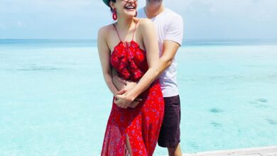 Photo of Kajal Honeymoon Pics