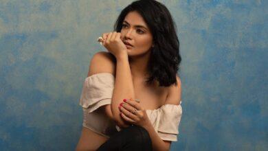 Photo of Actress Kalpika Ganesh Latest Photos