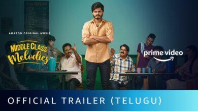 Photo of Middle Class Melodies – Official Trailer (Telugu) | Anand Deverakonda | Amazon Original Movie