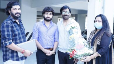 Photo of Ravi Teja Launched Seethayanam Official Teaser