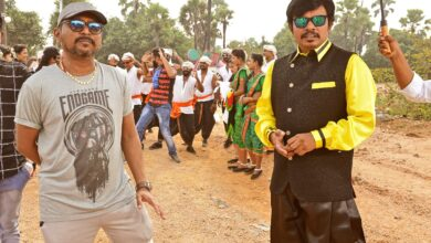 Photo of Sampoornesh Bazar Rowdy Stills