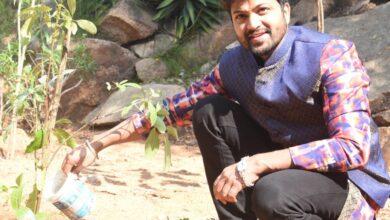 Photo of గ్రీన్ ఇండియా ఛాలెంజ్ ను స్వీకరించి  మొక్కలు నాటిన బిగ్ బాస్ 4 తెలుగు ఫేం  సోహెల్
