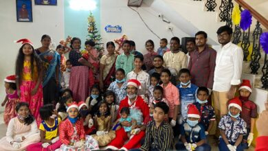Photo of Santa of the day Abijeet spent his Lovely day in the Cityspreading  Love  Happiness being SantAbi