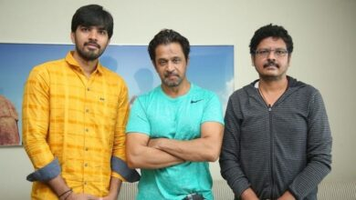 Photo of Action King Arjun Launches Balamitra Movie Trailer