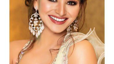 Photo of Actress Urvashi Rautela Latest Photos