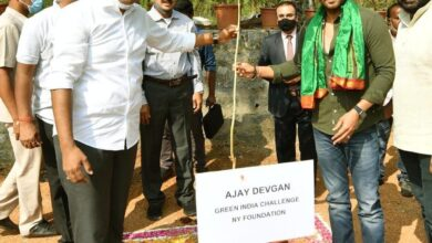 Photo of Hero Ajaydevgn Accepted GreenindiaChallenge