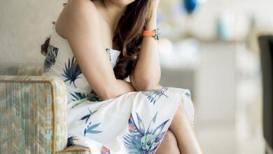 Photo of Actress Amritha Aiyer Latest Photos