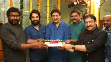 Photo of Young Talented Hero shiva Next Movie ChetaKSeenu Under RaviFilmCorporation Launched today with a Pooja Ceremony