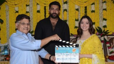 Photo of F3Movie launched Regular shoot starts from 23rd December