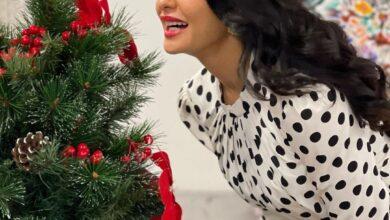 Photo of Jacqueline Fernandez Christmas Pics
