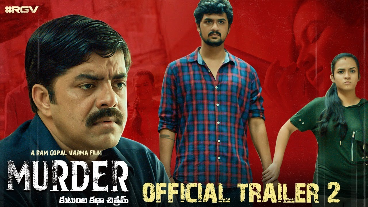 MURDER Official Trailer 2 Telugu