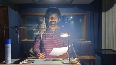 Photo of Mass Maharaja Raviteja begins Dubbing for Krack