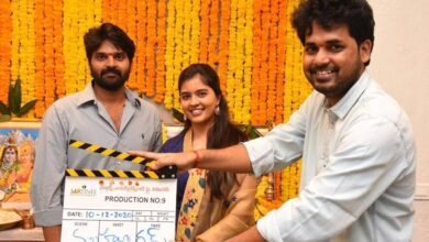 Photo of Matinee9 Launched with SreeVishnu & TejaMarni as director with a formal Pooja