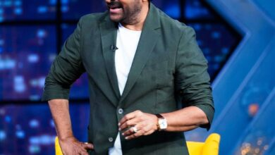 Photo of SamJam Mega Episode With Megastar Chiranjeevi
