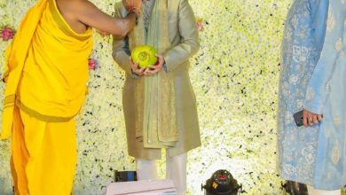 Photo of NTR Grandson Nandamuri Chaitanya Krishna Engagement Photos