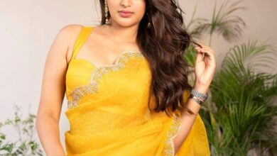 Photo of Actress Nidhhi Agerwal Latest Photos