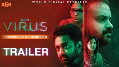 Photo of Nipah Virus Telugu Trailer |Tovino Thomas | Parvathy Thiruvothu | Aashiq Abu | Premieres December 4